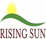 Rising Sun 3 Color Logo